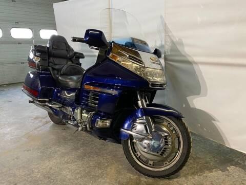 2000 Honda Goldwing for sale at Kent Road Motorsports in Cornwall Bridge CT