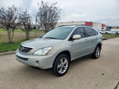 2006 Lexus RX 400h for sale at DFW Autohaus in Dallas TX