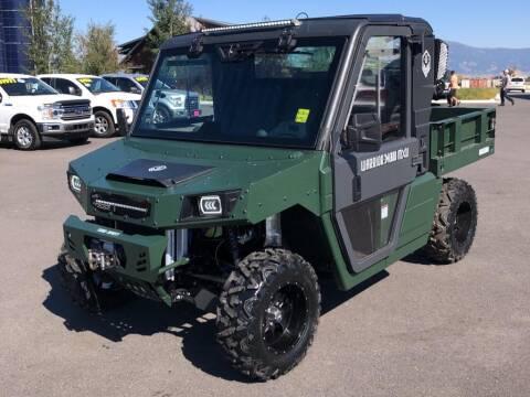 2020 Massimo WARRIOR MXU 1000 for sale at Snyder Motors Inc in Bozeman MT