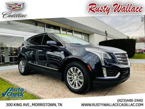 2017 Cadillac XT5 for sale at RUSTY WALLACE CADILLAC GMC KIA in Morristown TN