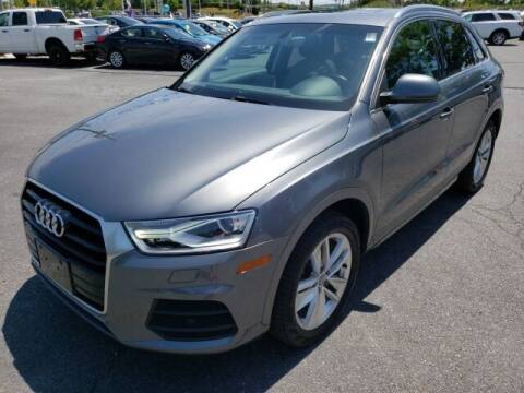 2016 Audi Q3 for sale at Hi-Lo Auto Sales in Frederick MD
