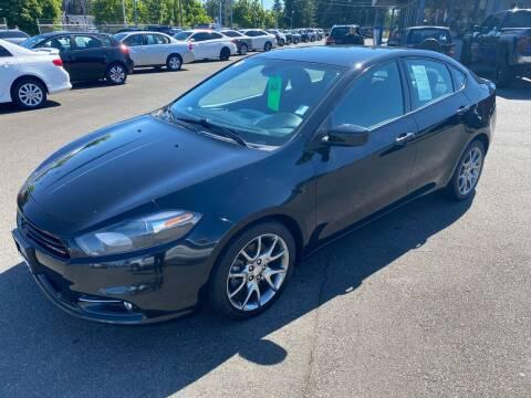 2015 Dodge Dart for sale at Vista Auto Sales in Lakewood WA