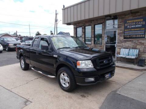 2004 Ford F-150 for sale at Preferred Motor Cars of New Jersey in Keyport NJ