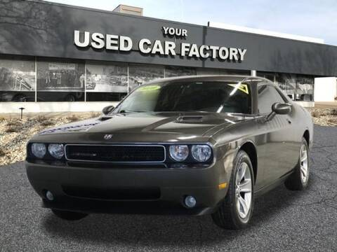 2010 Dodge Challenger for sale at JOELSCARZ.COM in Flushing MI