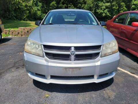 2010 Dodge Avenger for sale at Sussex County Auto Exchange in Wantage NJ