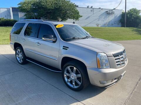 2008 Cadillac Escalade for sale at Best Buy Auto Mart in Lexington KY