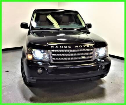 2006 Land Rover Range Rover Sport for sale at AMG Auto Sales in Rancho Cordova CA