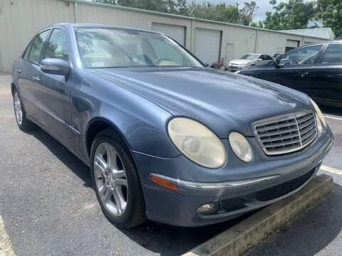 2006 Mercedes-Benz E-Class for sale at Krifer Auto LLC in Sarasota FL
