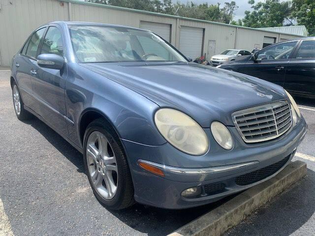 2006 Mercedes-Benz E-Class for sale at Krifer Auto LLC in Sarasota FL