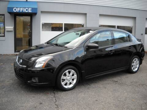 2012 Nissan Sentra for sale at Best Wheels Imports in Johnston RI