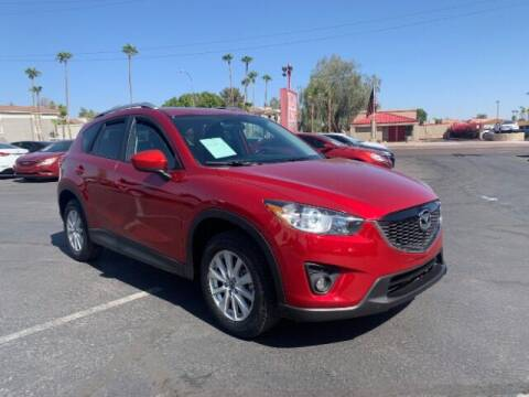 2014 Mazda CX-5 for sale at Brown & Brown Wholesale in Mesa AZ
