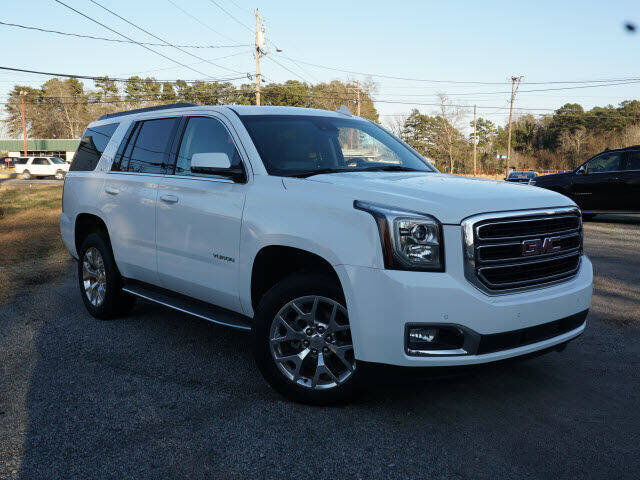 2015 GMC Yukon for sale at Auto Mart in Kannapolis NC