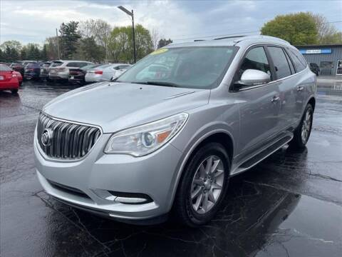 2015 Buick Enclave for sale at HUFF AUTO GROUP in Jackson MI