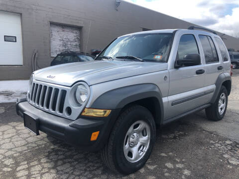 2005 Jeep Liberty for sale at Used Cars 4 You in Serving NY