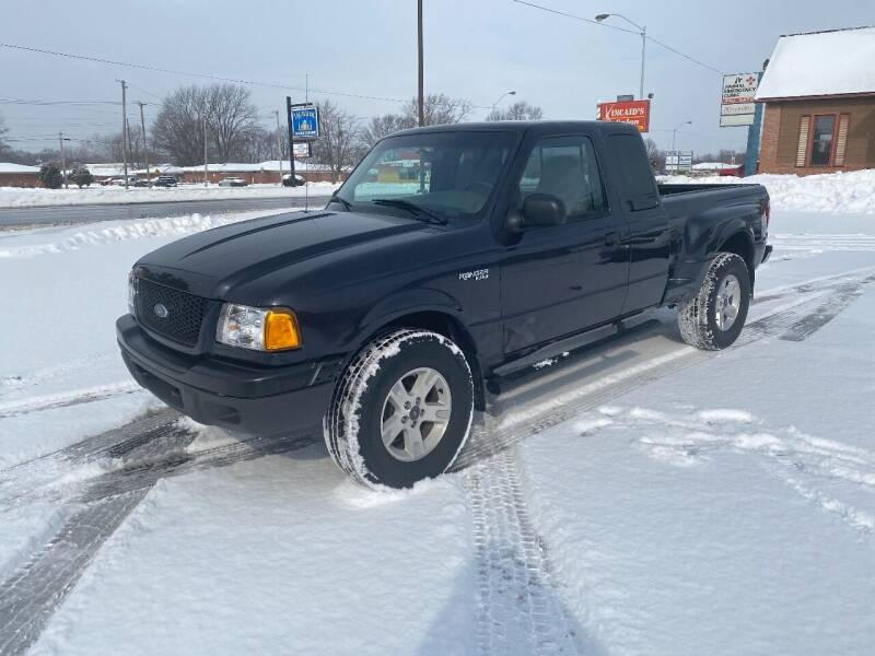 2002 Ford Ranger for sale at Approved Automotive Group in Terre Haute IN