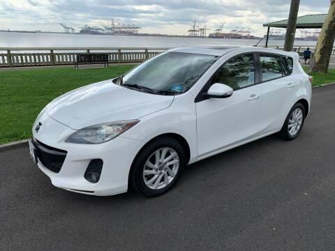 2013 Mazda MAZDA3 for sale at Crazy Cars Auto Sale in Jersey City NJ