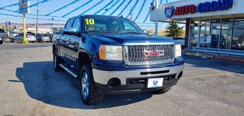 2010 GMC Sierra 1500 Hybrid for sale at I-80 Auto Sales in Hazel Crest IL