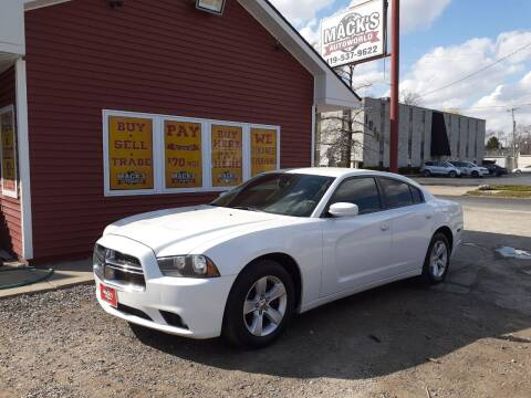 2011 Dodge Charger for sale at Mack's Autoworld in Toledo OH