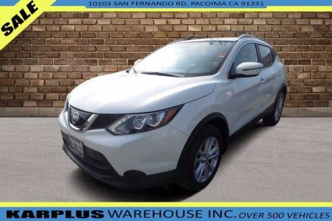 2018 Nissan Rogue Sport for sale at Karplus Warehouse in Pacoima CA