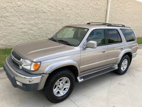 2002 Toyota 4Runner for sale at Raleigh Auto Inc. in Raleigh NC