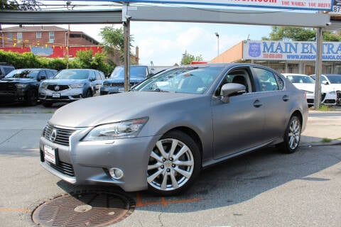 2013 Lexus GS 350 for sale at MIKEY AUTO INC in Hollis NY