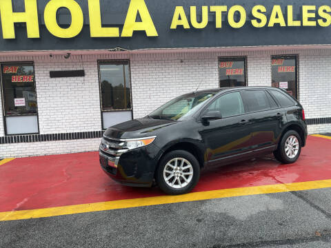 2013 Ford Edge for sale at HOLA AUTO SALES CHAMBLEE- BUY HERE PAY HERE - in Atlanta GA