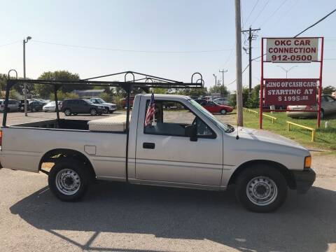 1993 Isuzu Pickup for sale at OKC CAR CONNECTION in Oklahoma City OK