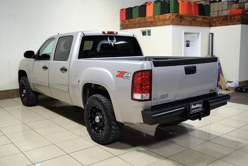 2008 GMC Sierra 1500 4WD SLE1 4dr Crew Cab 5.8 ft. SB - Houston TX