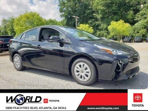 2020 Toyota Prius for sale at CU Carfinders in Norcross GA