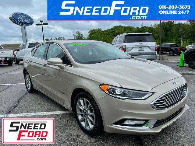 2018 Ford Fusion Energi for sale in Gower, MO