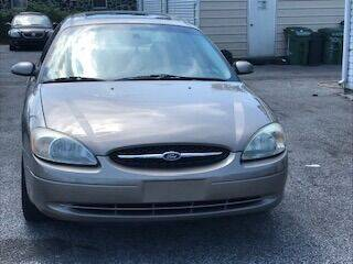 2002 Ford Taurus for sale at 410  MOTORCARS in Baltimore MD