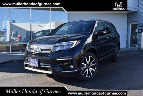 2021 Honda Pilot for sale at RDM CAR BUYING EXPERIENCE in Gurnee IL