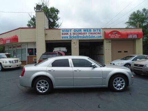 2009 Chrysler 300 for sale at Bickel Bros Auto Sales, Inc in Louisville KY
