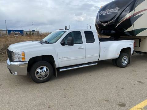 2009 Chevrolet Silverado 3500HD for sale at Truck Buyers in Magrath AB