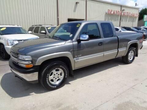 2000 Chevrolet Silverado 1500 for sale at De Anda Auto Sales in Storm Lake IA