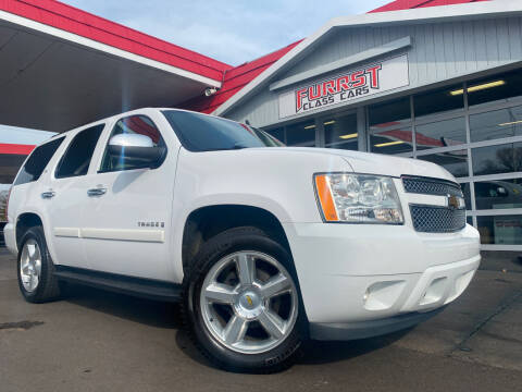 2007 Chevrolet Tahoe for sale at Furrst Class Cars LLC  - Independence Blvd. in Charlotte NC