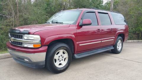 2005 Chevrolet Suburban for sale at Houston Auto Preowned in Houston TX