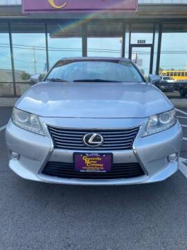 2013 Lexus ES 350 for sale at DRIVEhereNOW.com in Greenville NC
