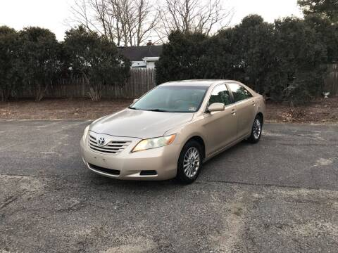 2009 Toyota Camry for sale at Elwan Motors in West Long Branch NJ