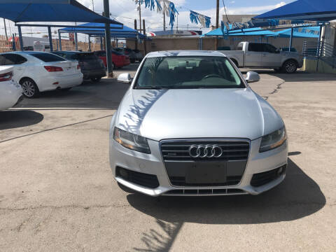 2009 Audi A4 for sale at Autos Montes in Socorro TX