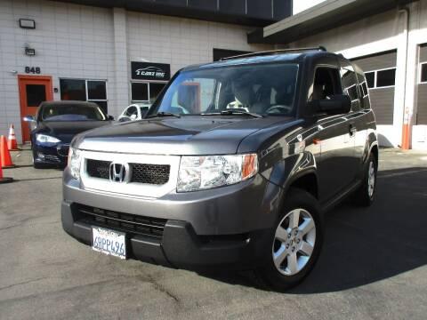 2011 Honda Element for sale at Z Carz Inc. in San Carlos CA
