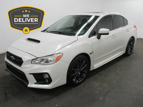 2018 Subaru WRX for sale at Automotive Connection in Fairfield OH