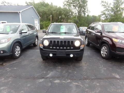2012 Jeep Patriot for sale at Pool Auto Sales Inc in Spencerport NY