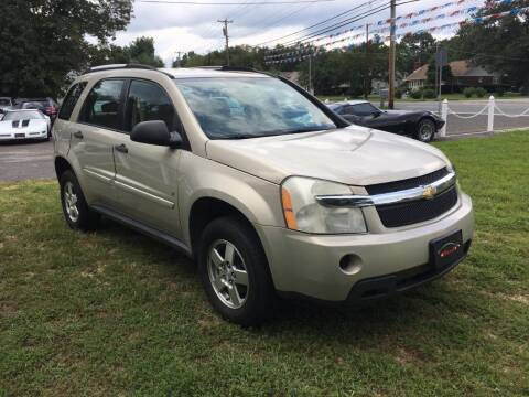 2009 Chevrolet Equinox for sale at Manny's Auto Sales in Winslow NJ