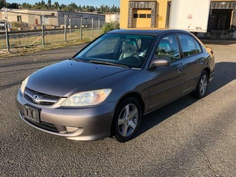 2004 Honda Civic for sale at South Tacoma Motors Inc in Tacoma WA