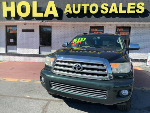2008 Toyota Sequoia for sale at HOLA AUTO SALES CHAMBLEE- BUY HERE PAY HERE - in Atlanta GA