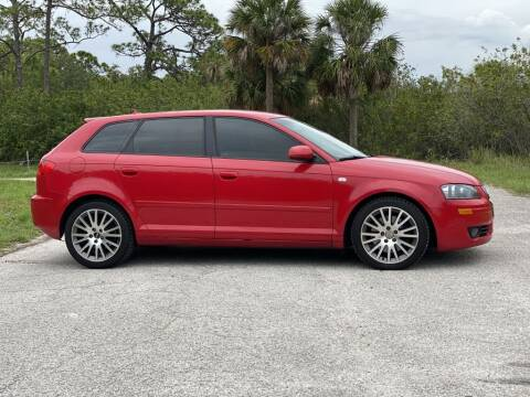 2006 Audi A3 for sale at D & D Used Cars in New Port Richey FL