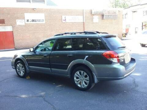 2009 Subaru Outback for sale at Deleon Mich Auto Sales in Yonkers NY