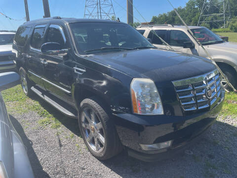2007 Cadillac Escalade ESV for sale at Trocci's Auto Sales in West Pittsburg PA