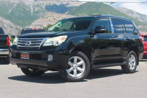 2011 Lexus GX 460 for sale at REVOLUTIONARY AUTO in Lindon UT